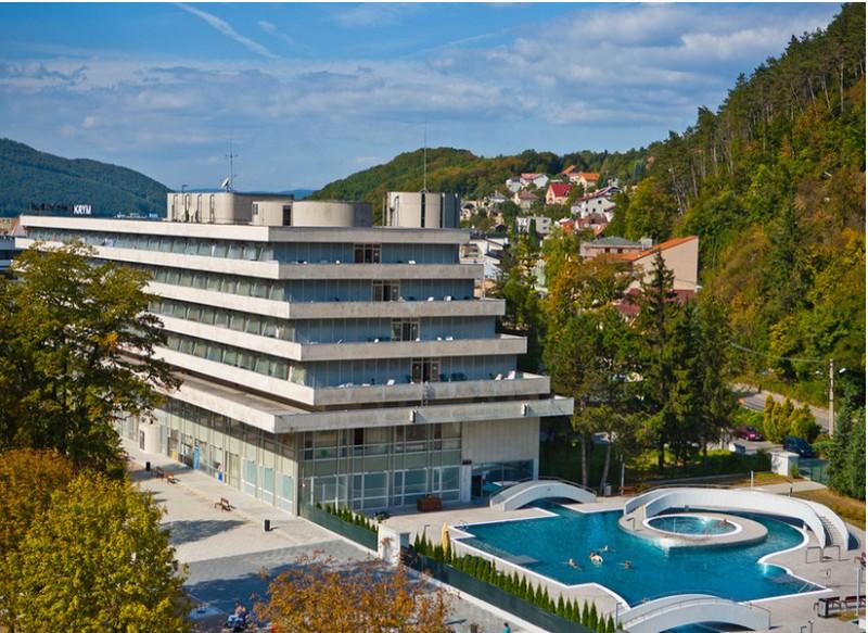 Kúpeľný hotel Krym
