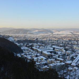 Lesopark Brezina v Trenčíne
