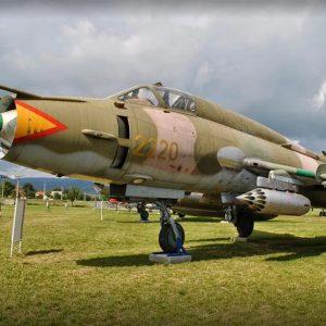 Letecké múzeum Slavnica