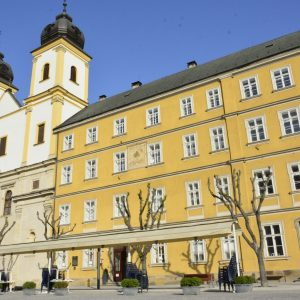 Ranobarokový kláštorný komplex