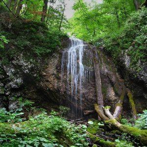 Strážovské vodopády